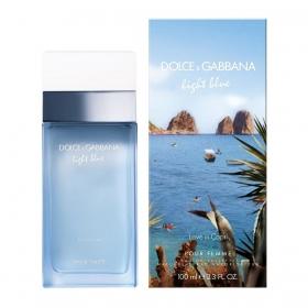 Dolce & Gabbana Light Blue Love In Capri (100ml)