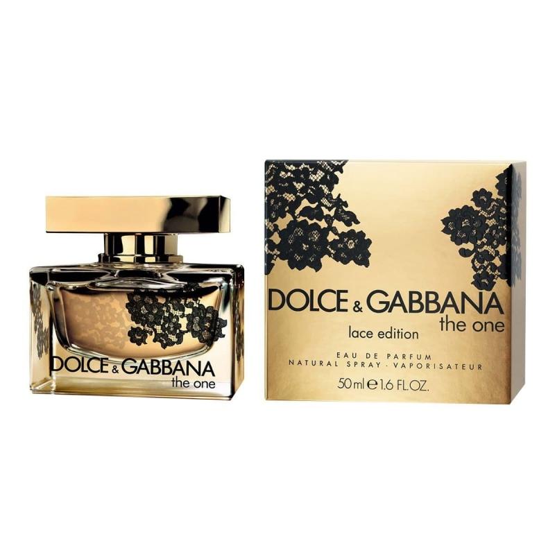 Туалетная вода Dolce & Gabbana The One Lace Edition (75ml)
