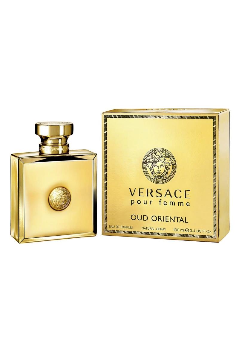 Женские духи Versace Pour Femme Oud Oriental, туалетная вода Версаче ... 72ac922cd58