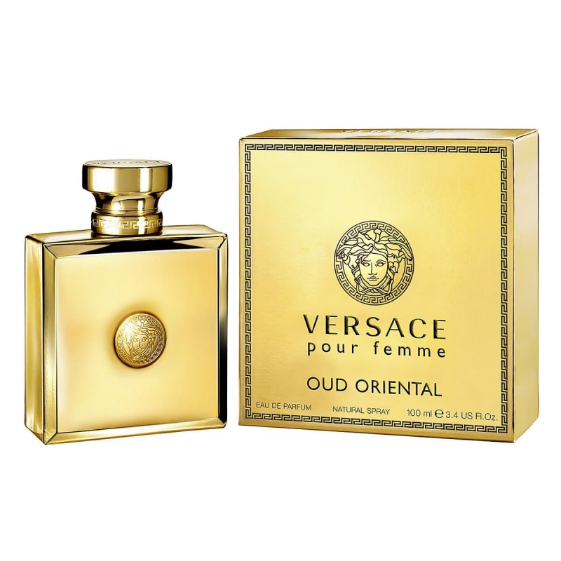 Туалетная вода Versace Pour Femme Oud Oriental (100ml)