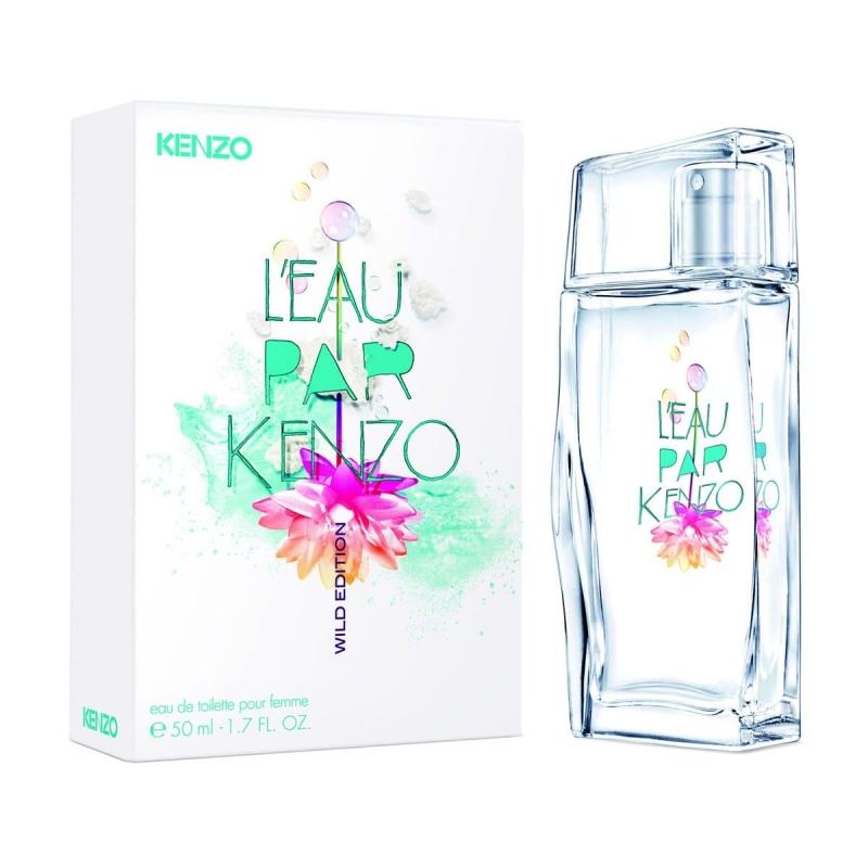 Туалетная вода Kenzo L`Eau par Wild Edition Pour Femme (100ml)