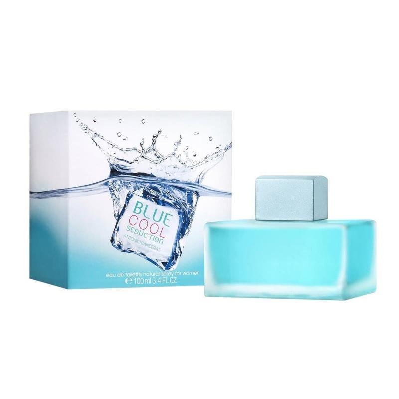 Туалетная вода Antonio Banderas Blue Cool Seduction