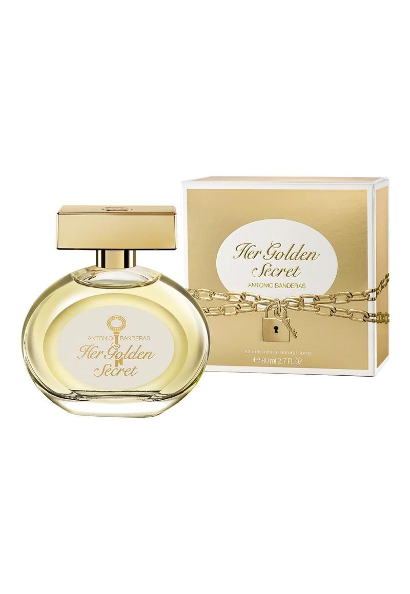 Antonio Banderas Her Golden Secret купить духи в минске низкая цена