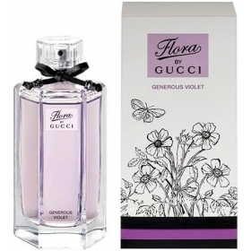Gucci Flora By Gucci Generous Violet (100ml)