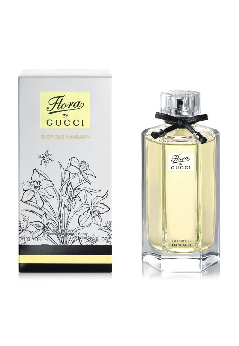 e29fae9dee5d Женские духи Gucci Flora By Gucci Glorious Mandarin, туалетная вода ...