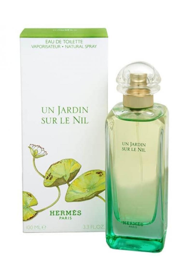 женские духи Hermes Un Jardin Sur Le Nil туалетная вода гермес сады