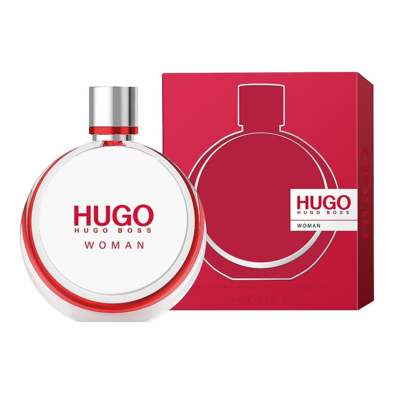 Туалетная вода Hugo Boss Hugo Woman Eau De Parfum (75ml)
