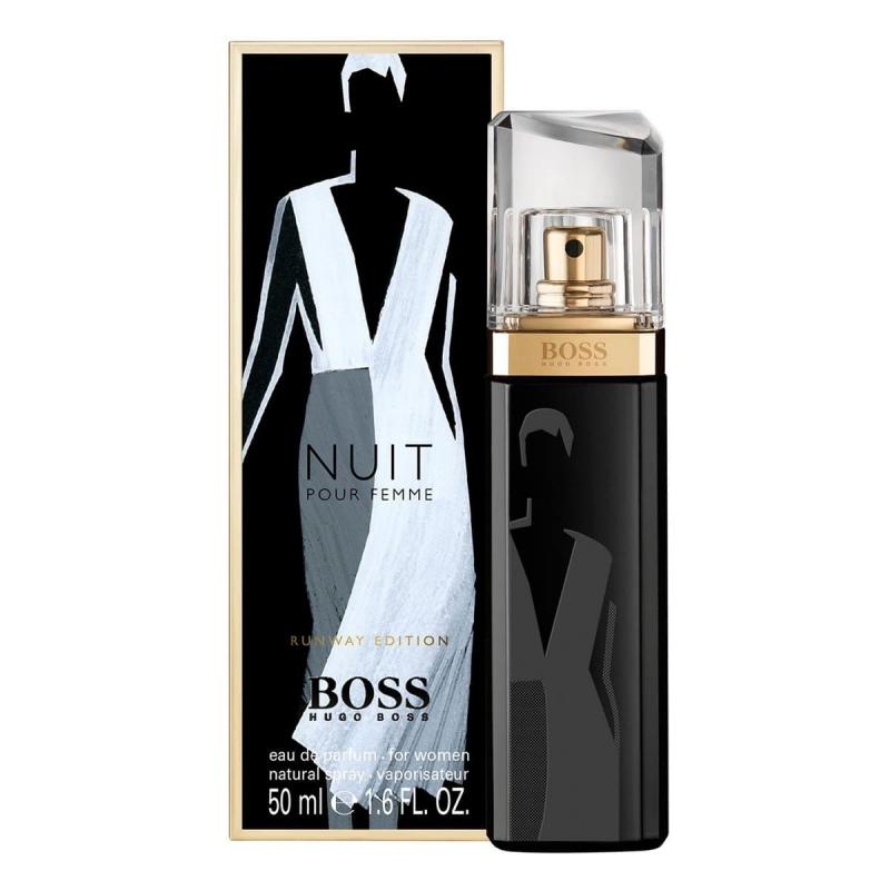 Туалетная вода Hugo Boss Nuit Pour Femme Runway Edition (75ml)