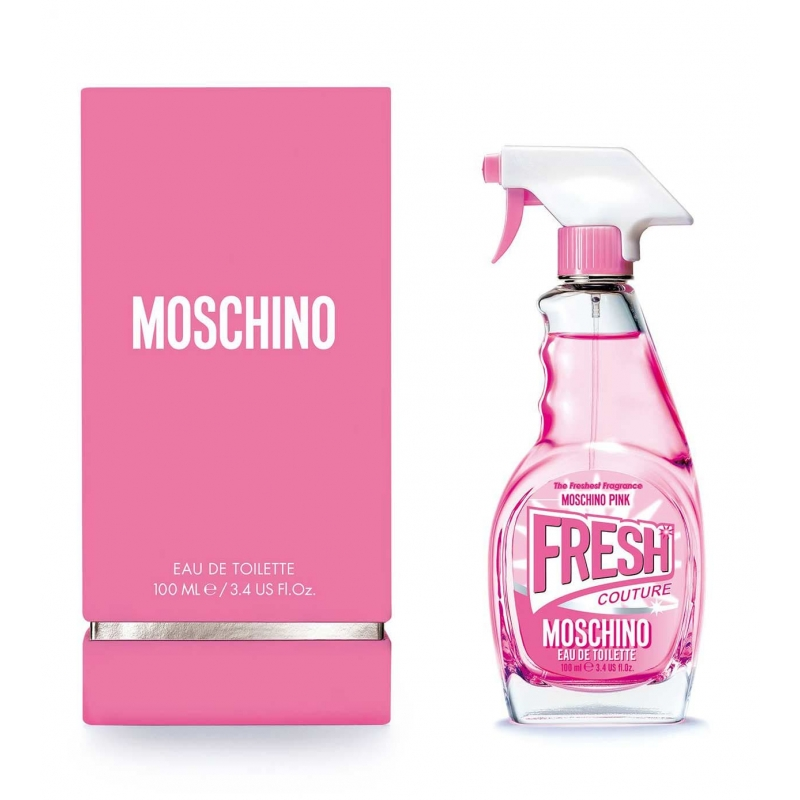 Туалетная вода Moschino Pink Fresh Couture (100ml)