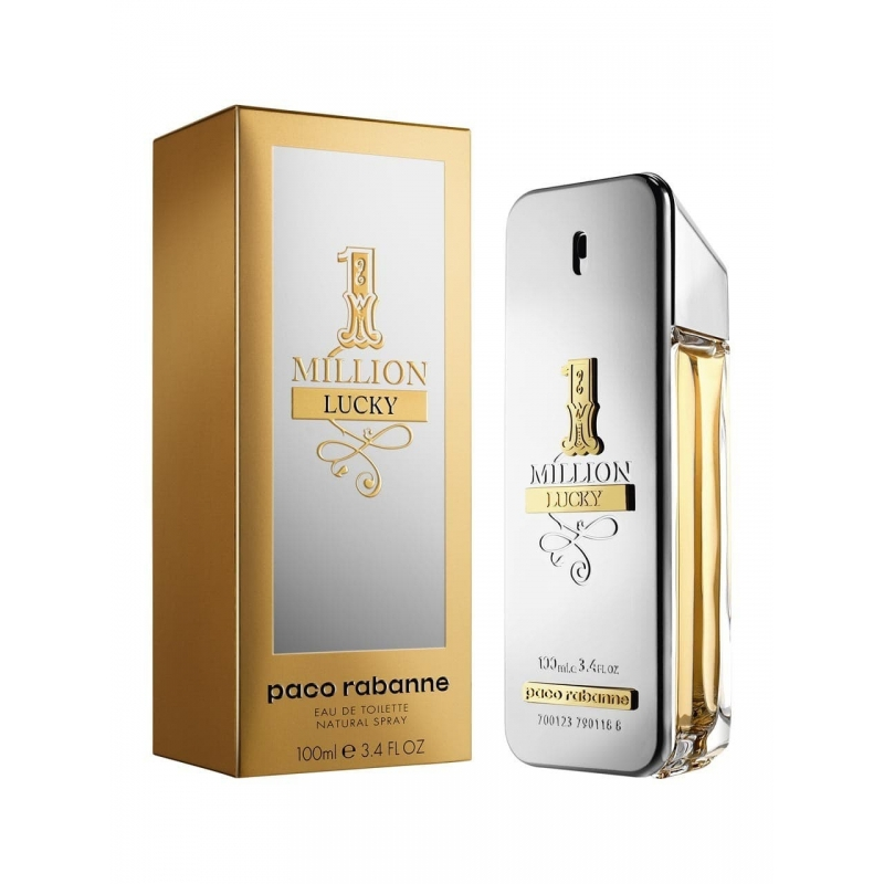 Туалетная вода Paco Rabanne 1 Million Lucky (100ml)