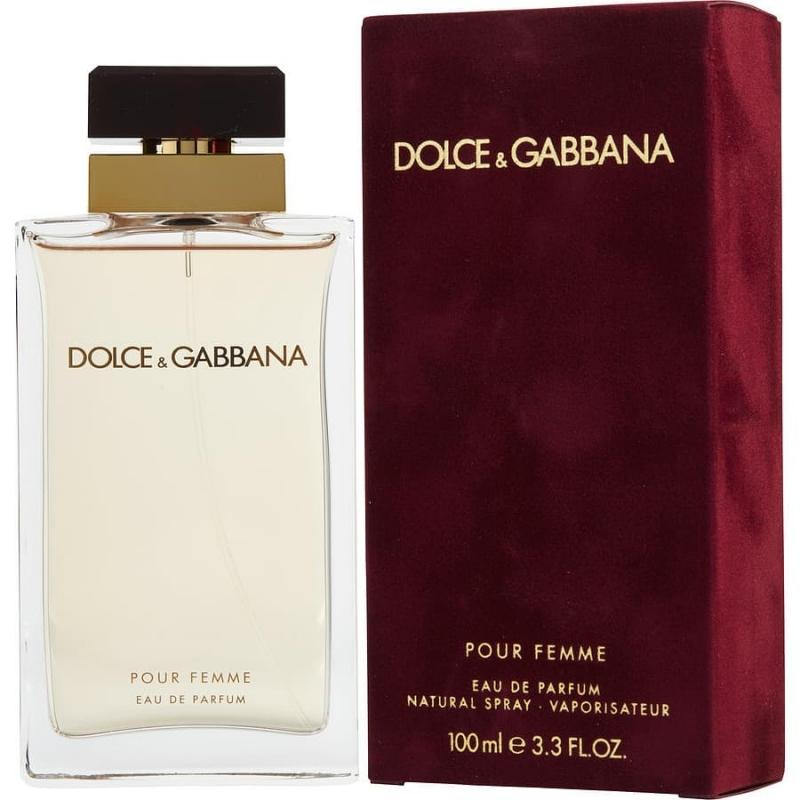 Туалетная вода Dolce & Gabbana Pour Femme (100ml)