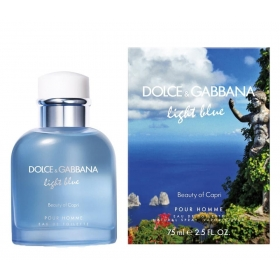 Dolce & Gabbana Light Blue Pour Homme Beauty of Capri (125ml)