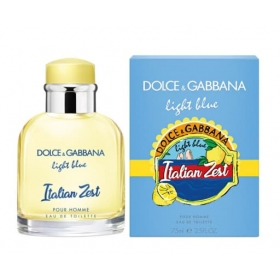 Dolce & Gabbana Light Blue Pour Homme Italian Zest (125ml)
