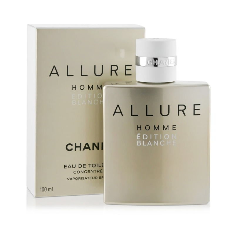 Туалетная вода Chanel Allure Homme Edition Blanche (100ml)