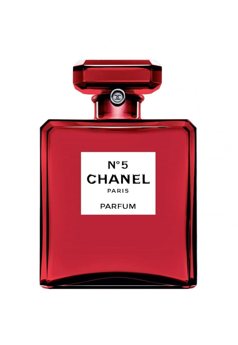 женские духи Chanel No 5 Eau De Parfum Red Edition туалетная вода