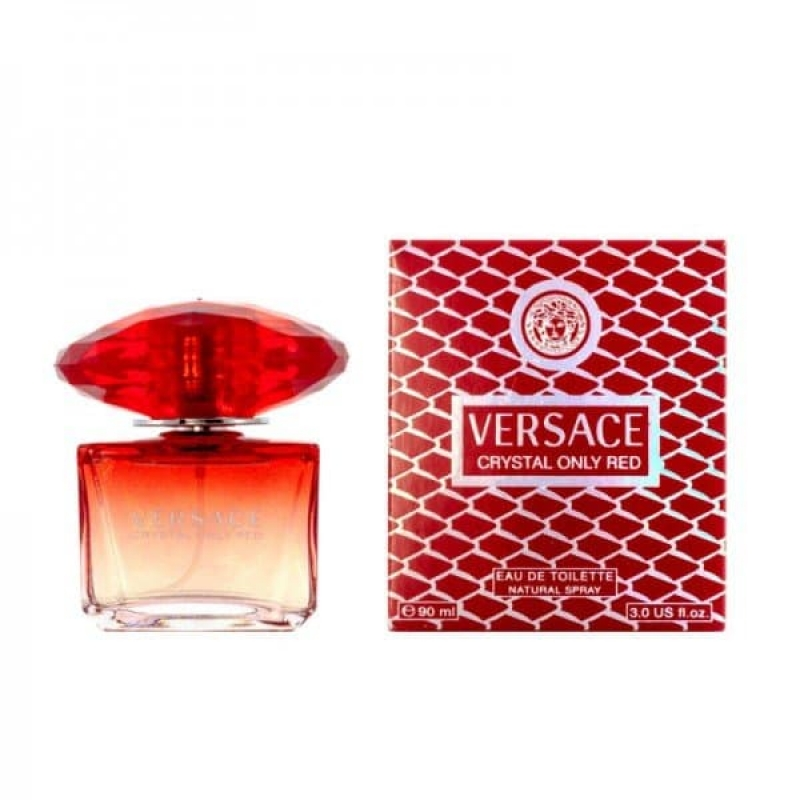 Туалетная вода Versace Crystal Only Red (90ml)