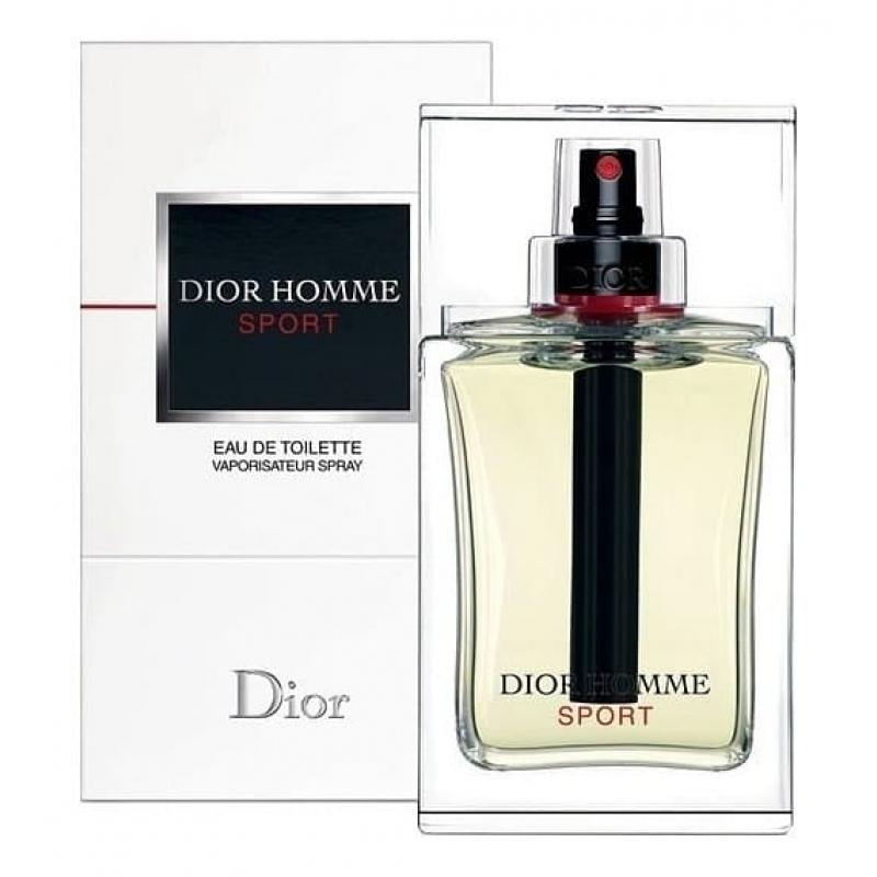 Туалетная вода Christian Dior Homme Sport (100ml)