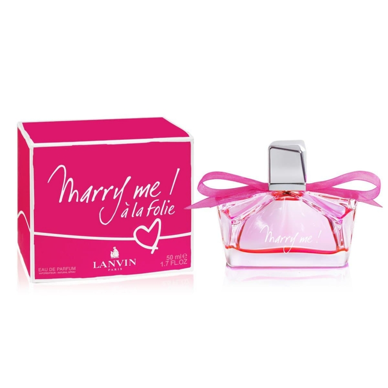 Туалетная вода Lanvin Marry Me A La Folie (75ml)