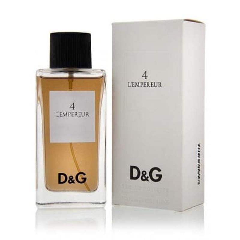 Туалетная вода Dolce & Gabbana 4 L'empereu (100ml)