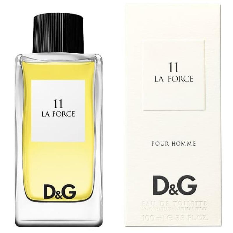 Туалетная вода Dolce & Gabbana 11 La Force (100ml)