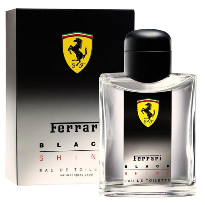Туалетная вода Ferrari Black Shine (100ml)