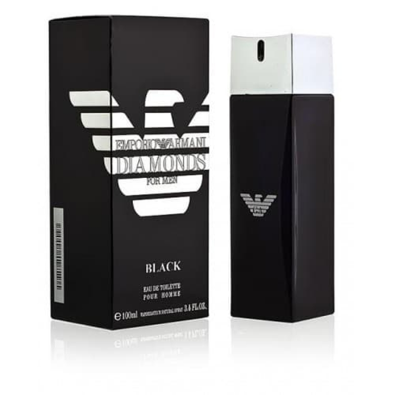 Туалетная вода Giorgio Armani Emporio Diamonds Black (100ml)