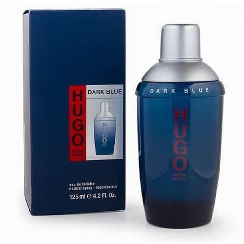 Туалетная вода Hugo Boss Dark Blue (125ml)