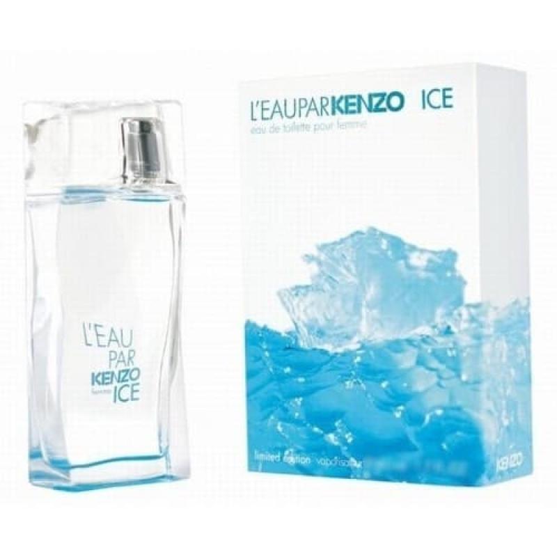 Туалетная вода Kenzo L`Eau Par Kenzo Ice Pour Femme (100ml)