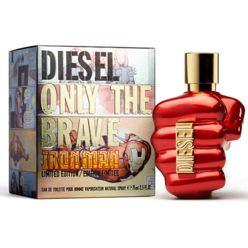 Туалетная вода Diesel Only The Brave Iron Man (75ml)