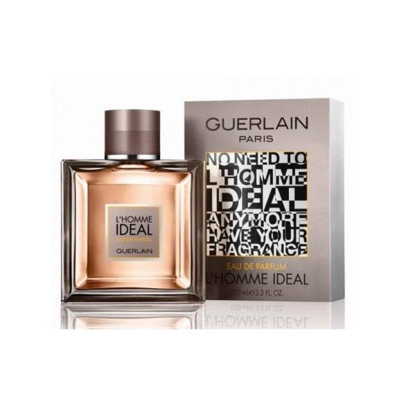 Туалетная вода Guerlain L'Homme Ideal Eau de Parfum (100ml)