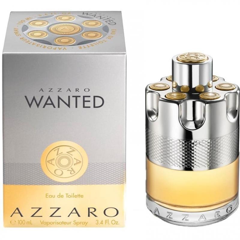 Туалетная вода Azzaro Wanted (100ml)