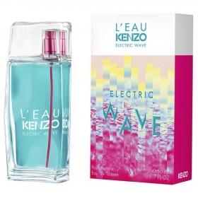 Kenzo L'Eau Par Kenzo Electric Wave pour Femme (100ml)