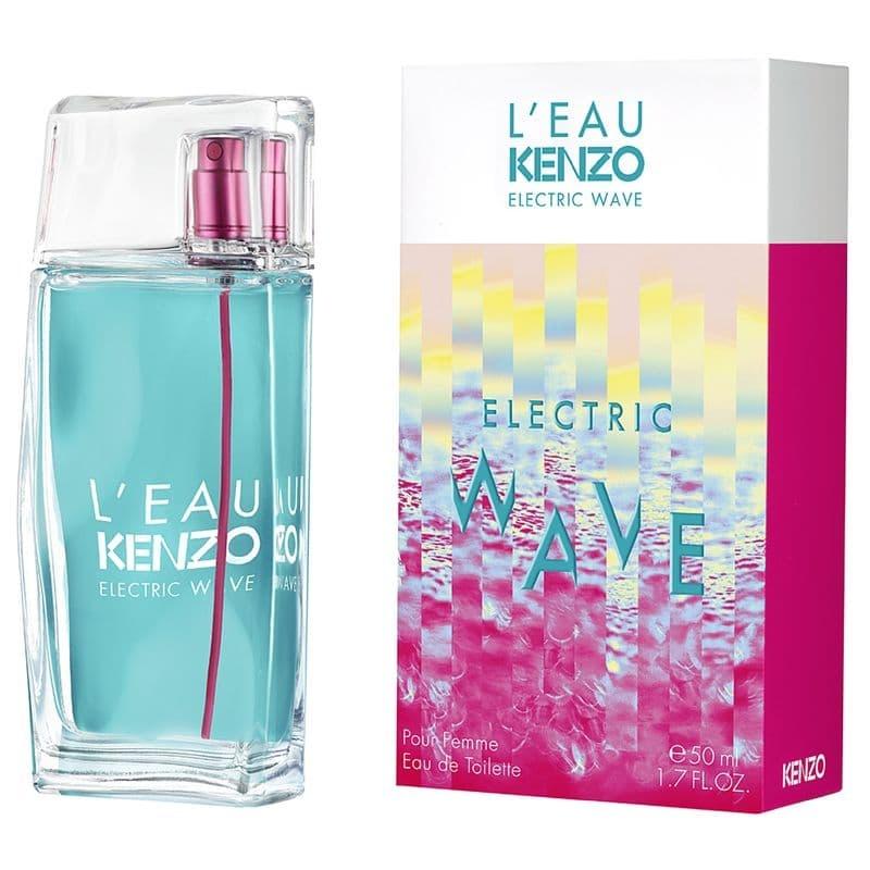Туалетная вода Kenzo L'Eau Par Kenzo Electric Wave pour Femme (100ml)