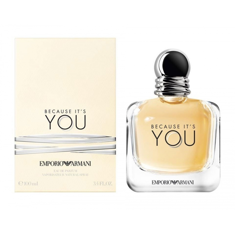Туалетная вода Giorgio Armani Emporio Because It's You (75ml)
