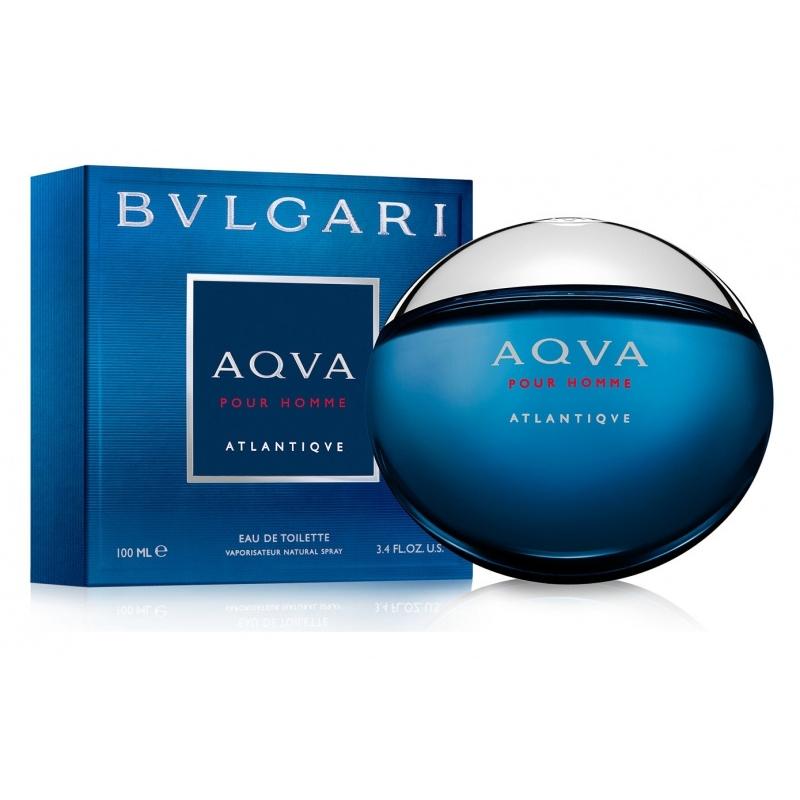 Туалетная вода Bvlgari Aqva pour Homme Atlantiqve (100ml)