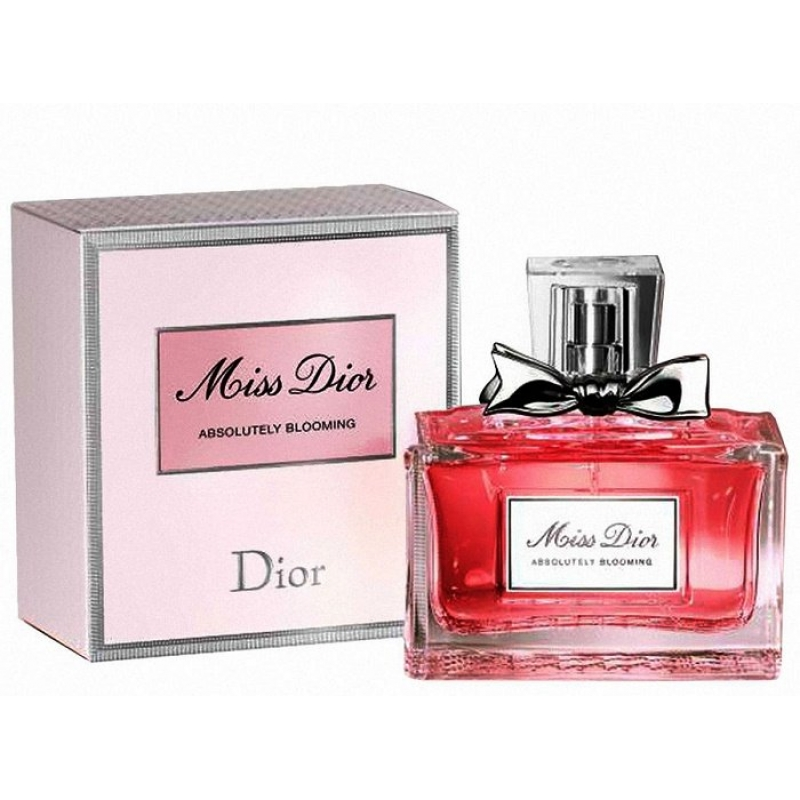 Туалетная вода Christian Dior Miss Dior Absolutely Blooming (100ml)