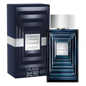 Lalique Hommage A L'homme Voyageur