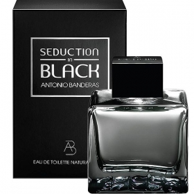 Antonio Banderas Seduction In Black (100ml)