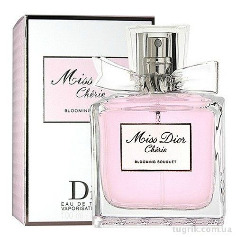 Туалетная вода Christian Dior Miss Dior Cherie Blooming Bouquet (100ml)