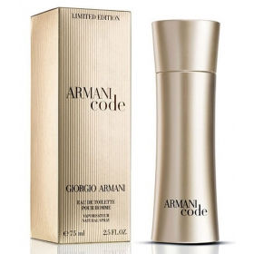 Giorgio Armani Code Golden Edition (75ml)