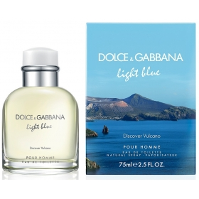 Dolce & Gabbana Light Blue Discover Vulcano (125ml)