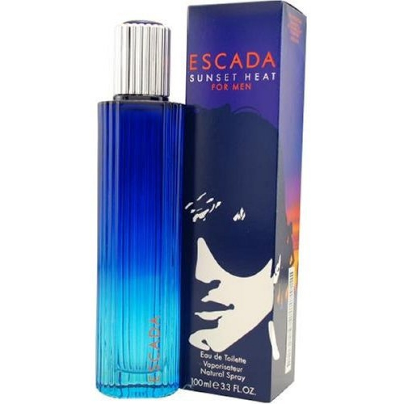 Туалетная вода Escada Sunset Heat For Men Eau De Toilette (100ml)