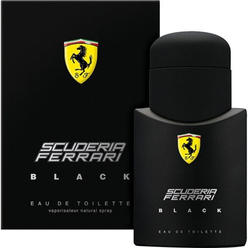 Туалетная вода Ferrari Black (100ml)