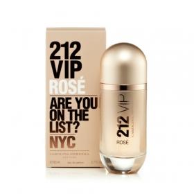 Carolina Herrera 212 VIP Rose  Eau De Parfum(80ml)