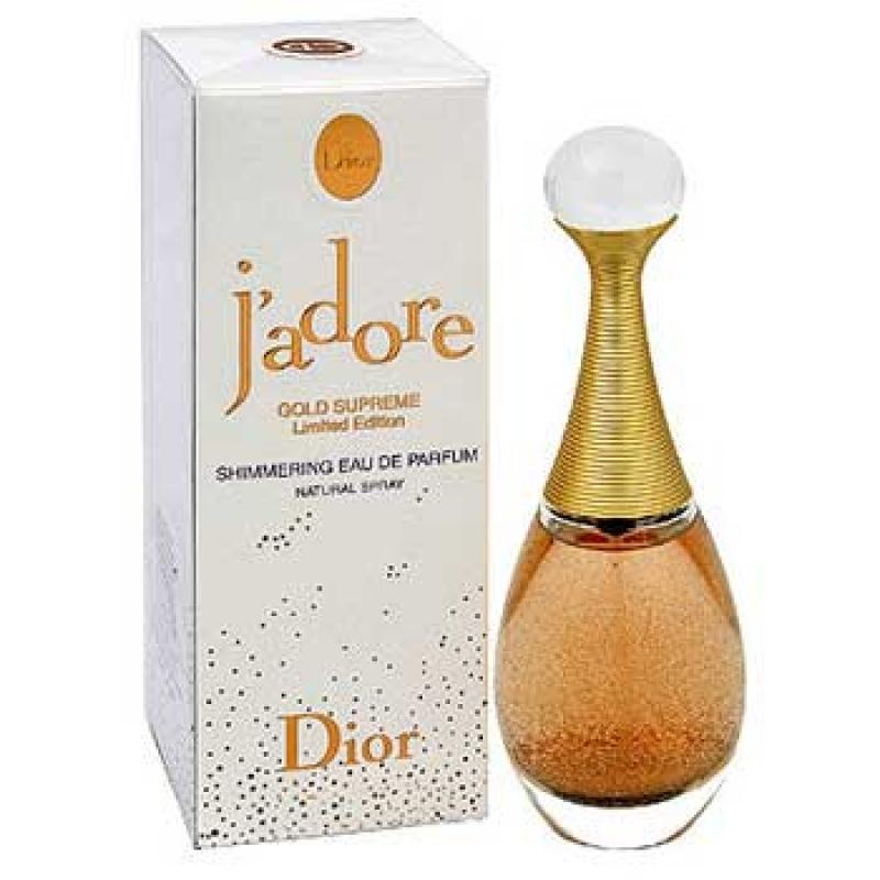 Туалетная вода Christian Dior J'adore Gold Supreme (100ml)