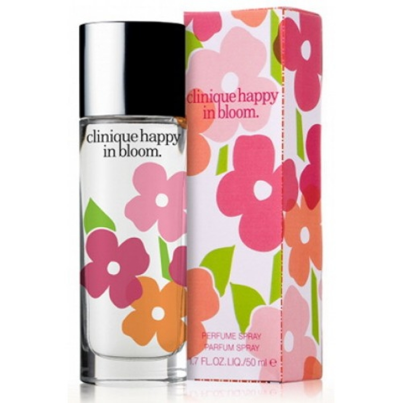 Туалетная вода Clinique Happy in Bloom Eau De Parfum 2011 (100ml)